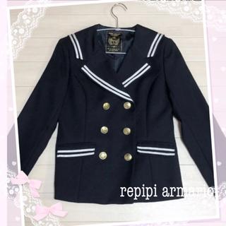 レピピアルマリオ(repipi armario)の卒服 repipi armarioセーラーカラージャケット(ドレス/フォーマル)