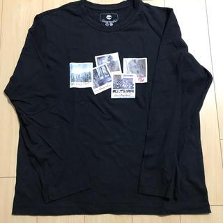 ティンバーランド(Timberland)のカットソー XL(Tシャツ/カットソー(七分/長袖))