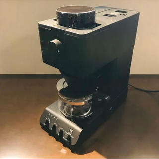 ツインバード(TWINBIRD)のツインバード 全自動コーヒーメーカー(電動式コーヒーミル)