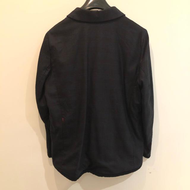 Paul Harnden(ポールハーデン)のCASEY CASEY / ウールシャツジャケット 希少 メンズのジャケット/アウター(ステンカラーコート)の商品写真