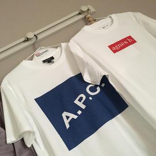 agnes b. - アニエスベー  ロゴTシャツ