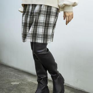 LOWRYS FARM - シャギータイトスカート
