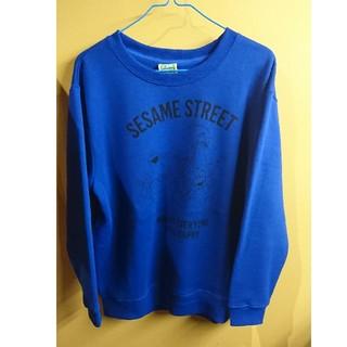 セサミストリート(SESAME STREET)の古着 セサミストリート セーター スウェット(トレーナー/スウェット)