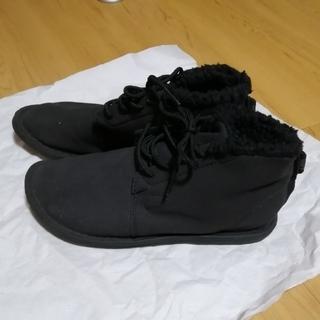ナイキ(NIKE)の♡runaway様専用♡NIKE ナイキ ムートン ボアブーツ♪♪黒 (ブーツ)