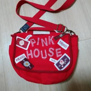 ピンクハウス(PINK HOUSE)の[最終お値下げ]ピンクハウス ショルダーバッグ(ショルダーバッグ)