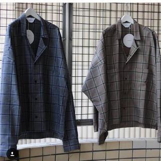 SUNSEA - 新品未使用 wonderland attic別注 オープンカラーシャツ
