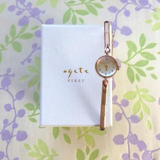 アガット(agete)のagete   ㊱ 腕時計・稼動品✨(腕時計)