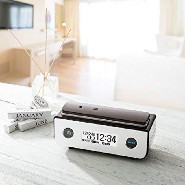 Pioneer(パイオニア)の【新品未使用品】パイオニア デジタルコードレス電話機 子機1台付 スマホ/家電/カメラの生活家電(その他)の商品写真
