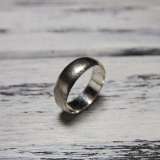 ビンテージ シルバーリング 925 スターリングシルバー(リング(指輪))