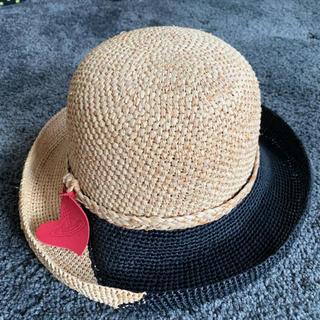 ヴィヴィアンウエストウッド(Vivienne Westwood)の高嶺の花子さんさま専用(麦わら帽子/ストローハット)