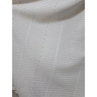 ニトリ(ニトリ)の大きめの窓に! レースカーテン 100×198 2枚(レースカーテン)
