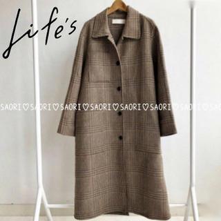 TODAYFUL - TODAYFUL【美品】Check Soutiencollar Coat