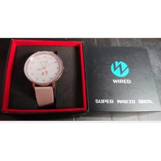 セイコー(SEIKO)のスーパーマリオブラザーズ 限定モデル メンズ レディース 腕時計 AGAK707(腕時計(アナログ))