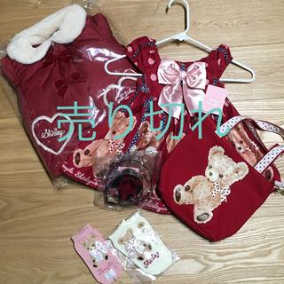 Shirley Temple - 新品、美品含む シャーリーテンプル くま セット
