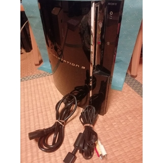 PlayStation3 - PS3  本体  初期型  CECHA00