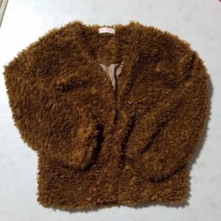 アナップ(ANAP)のプードルファージャケット(毛皮/ファーコート)
