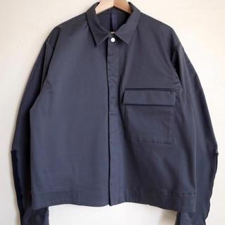 SHINYAKOZUKA ワークジャケット(カバーオール)