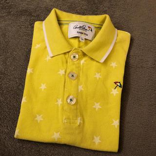 Arnold Palmer - アーノルドパーマー スター柄ポロシャツ キッズ130 美品