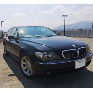 BMW - 車検付き低走行 BMW740i