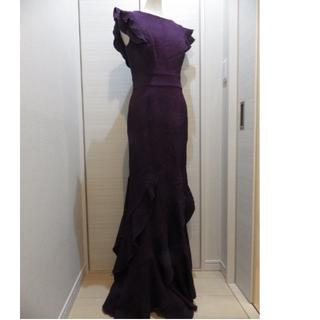 タダシショウジ(TADASHI SHOJI)のTadashi Shojiタダシショージ 紫色ドレス 2(ロングドレス)