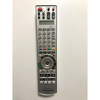 ヒタチ(日立)のHITACHI HDD/DVDレコーダー用リモコン DV-RM500D(テレビ)