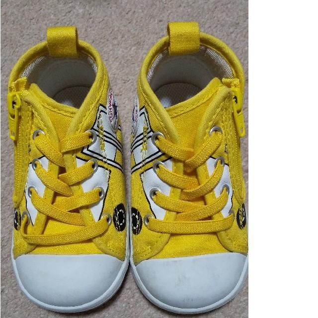 CONVERSE(コンバース)のコンバース スニーカー ベビー 13.5cm キッズ/ベビー/マタニティのベビー靴/シューズ(~14cm)(スニーカー)の商品写真