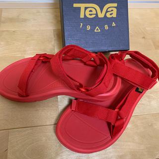 Teva - 【Teva】ハリケーン XLT2 RED women's