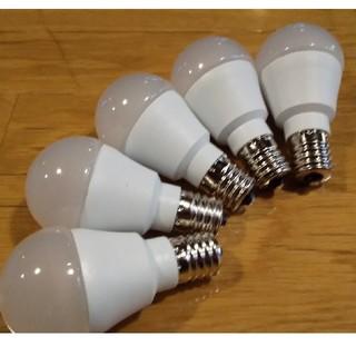 アイリスオーヤマ(アイリスオーヤマ)のアイリスオーヤマLED電球E17電球色調光器対応25W×9個(蛍光灯/電球)