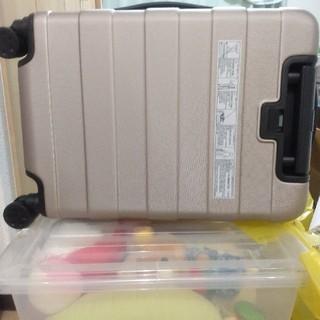 ムジルシリョウヒン(MUJI (無印良品))の専用出品 35L ハードキャリーケース  (スーツケース/キャリーバッグ)