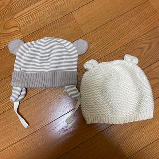 babyGAP - baby gap ニット 帽子 毛糸