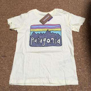 patagonia - パタゴニア 新品 キッズ Tシャツ 4T