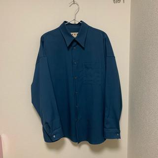 マルニ(Marni)のMARNI 19ss トロピカルウールシャツ(シャツ)