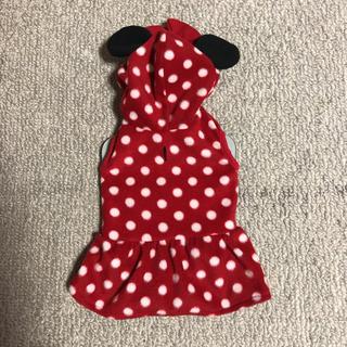 ディズニー(Disney)の犬服  ミニーちゃんワンピース(ペット服/アクセサリー)