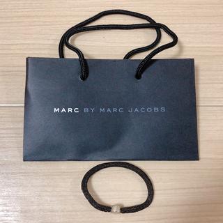 マークバイマークジェイコブス(MARC BY MARC JACOBS)のMARC BY MARC JACOBS ヘアゴム ショッパー(ヘアゴム/シュシュ)
