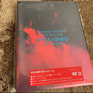 Johnny's - 「山下智久/TOMOHISA YAMASHITA LIVE UNLEASHED