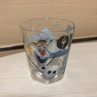 アナトユキノジョオウ(アナと雪の女王)のオラフ メラミンコップ(グラス/カップ)