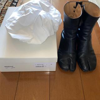 Maison Martin Margiela - 訳あり 美品 maison margiela メゾンマルジェラ 足袋ブーツ