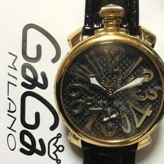 ガガミラノ(GaGa MILANO)のガガミラノ 腕時計 世界限定250本(腕時計(アナログ))
