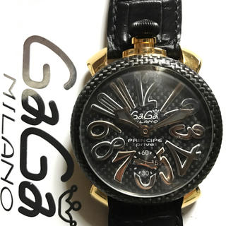 ガガミラノ(GaGa MILANO)のガガミラノ 腕時計 日本限定250本(腕時計(アナログ))