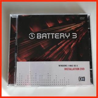 【プレステ様専用】Native Instrument Battery 3(ソフトウェア音源)