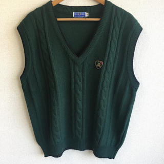 FRED PERRY - フレッドペリー FRED PERRY ニット ベスト