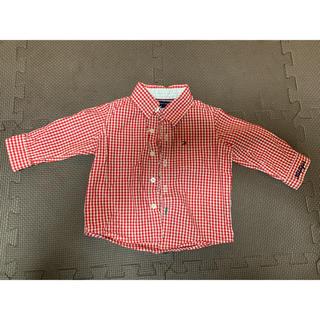 トミーヒルフィガー(TOMMY HILFIGER)のギンガムチェックシャツ (シャツ/カットソー)