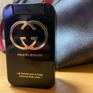 グッチ(Gucci)のGUCCI GUILTY ボディローション 100mg (ボディローション/ミルク)
