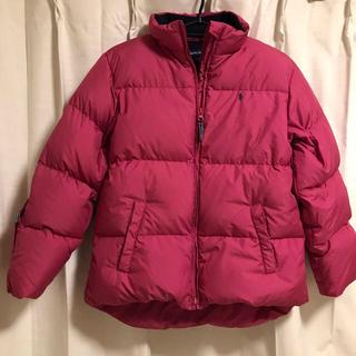 Ralph Lauren - ラルフローレン、ダウンジャケット、150cm、ピンク、Ralph Lauren