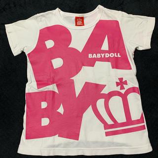 BABYDOLL - ベビド Tシャツ 120
