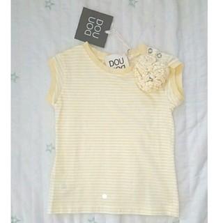 キャラメルベビー&チャイルド(Caramel baby&child )の★お値下げ★DOUUOD kids  Tシャツ 12m(Tシャツ)