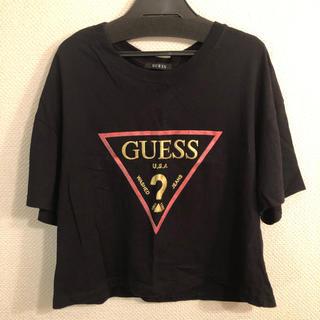 ゲス(GUESS)のGUESS トップス(Tシャツ(半袖/袖なし))