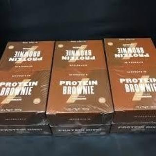 マイプロテイン(MYPROTEIN)の【3箱セット】マイプロテイン プロテインブラウニー 12個×75g(ダイエット食品)