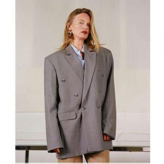 Balenciaga - martine rose oversized  tailored jacket