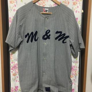 エムアンドエム(M&M)の専用 M&M ベースボールシャツ(シャツ)